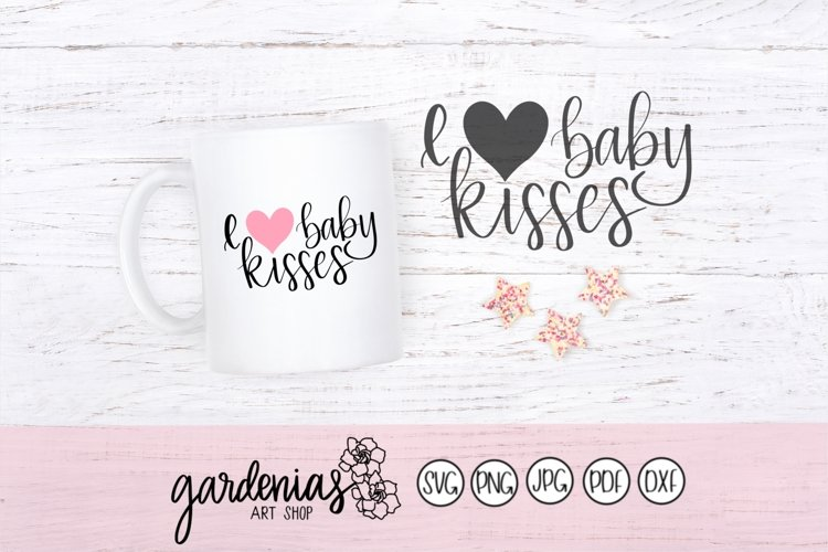 I Love Baby Kisses example image 1