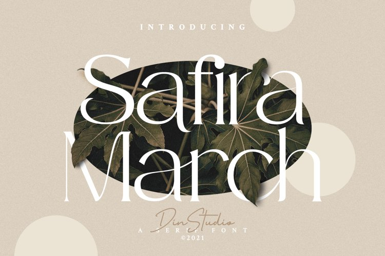 Safira March example image 1