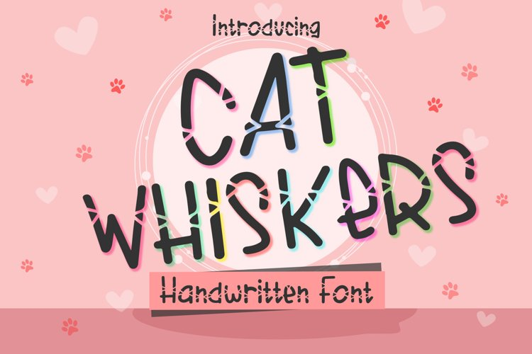 Cat Whiskers example image 1