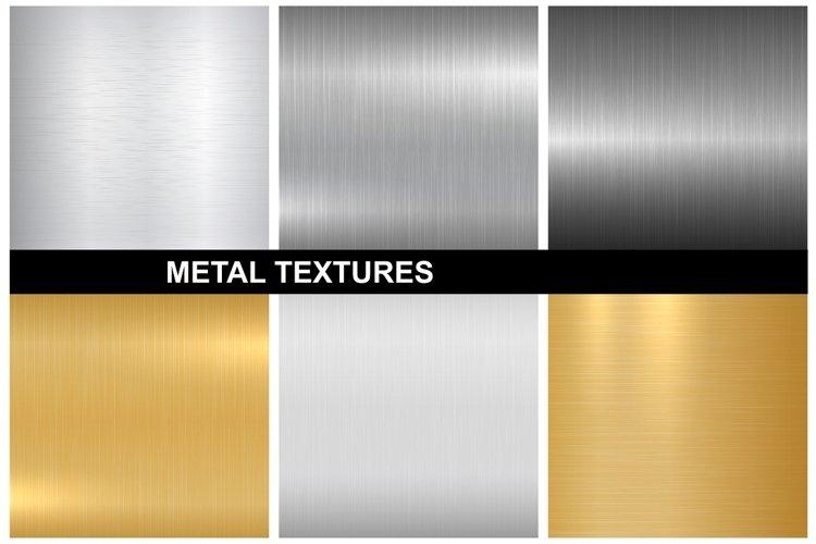 Metal textures example image 1