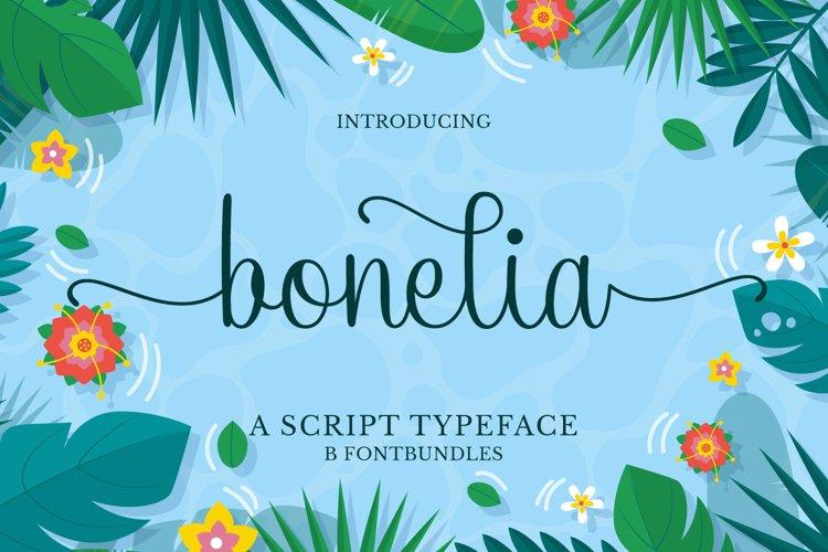 Bonelia example image 1