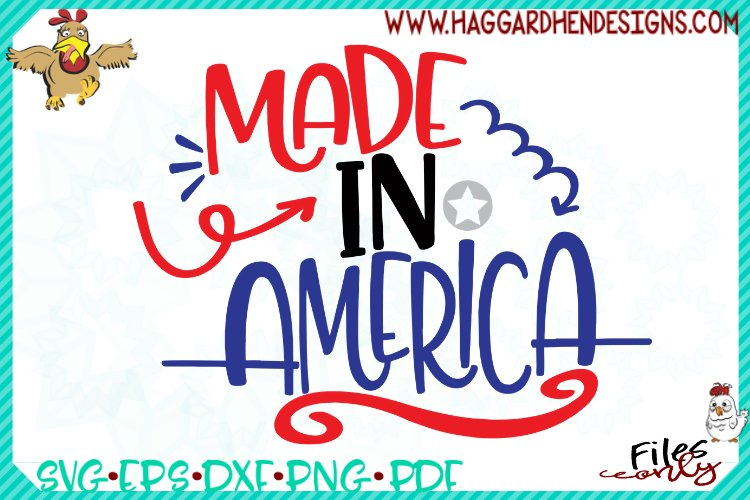 Made in America example image 1
