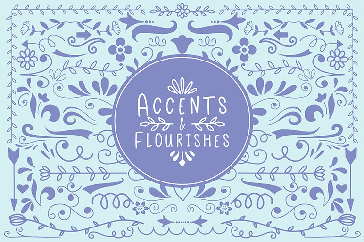 Accents And Flourishes
