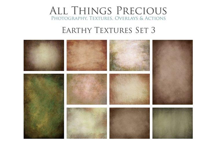 10 Fine Art Earthy Textures SET 3 example image 1