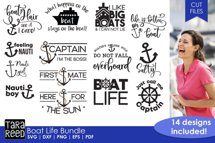 Boating Life Bundle example image 1