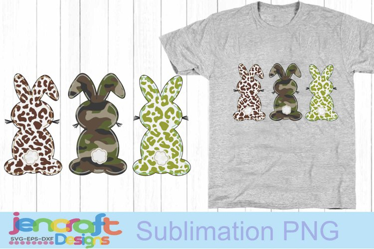 Easter Sublimation Boy bunny rabbit, bunnies Trio doodle png