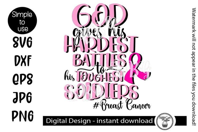 God gives his Hardest Battles 29 example image 1