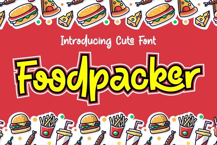 Foodpacker example image 1