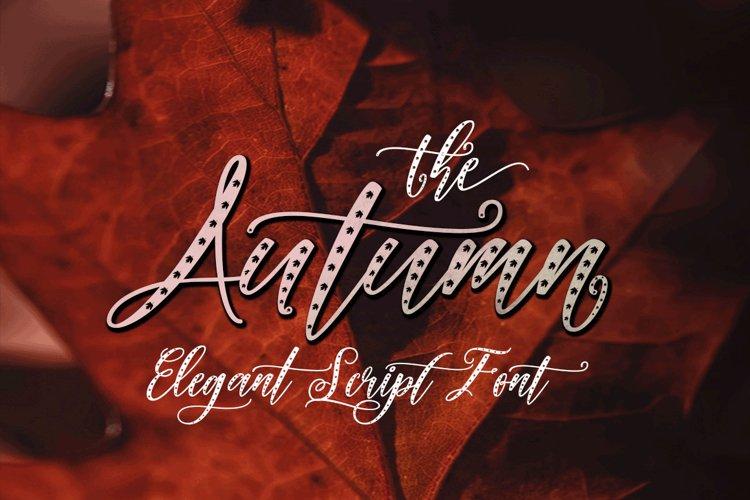 Autumn Elegant