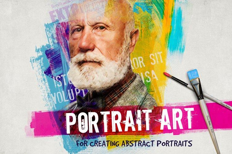 Portrait Art v02