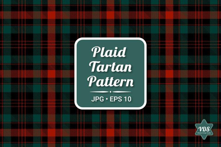 Plaid Pattern. Christmas seamless Pattern. Tartan. example image 1
