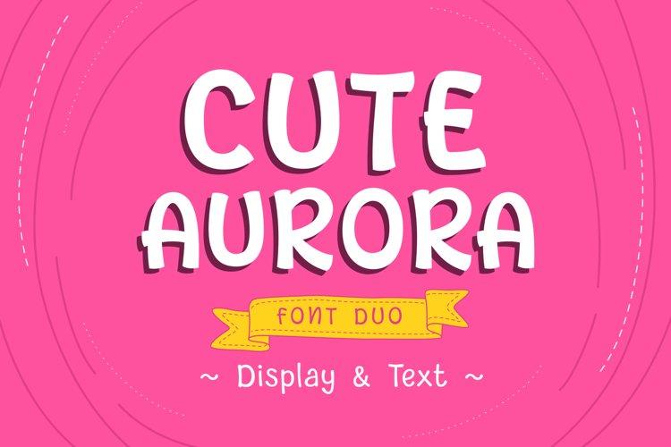 Cute Aurora example image 1