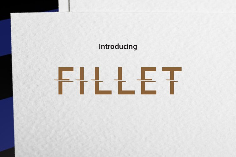 FILLET example image 1