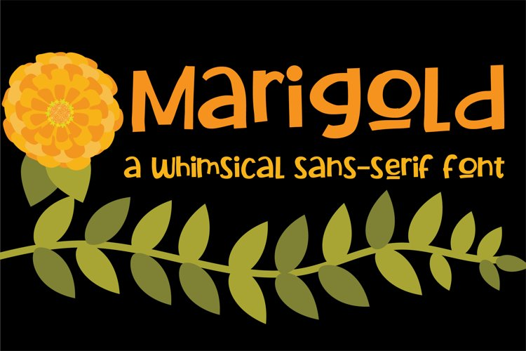 ZP Marigold example image 1