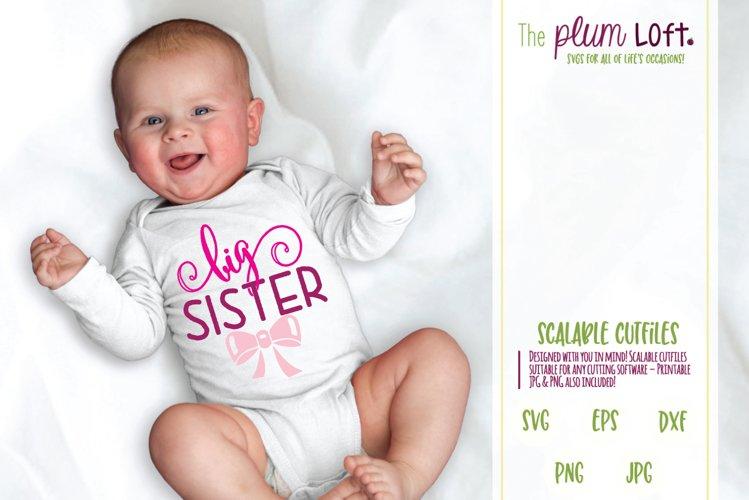 Big Sister - SVG design example image 1