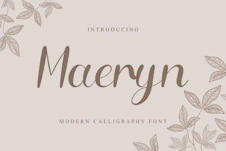 Maeryn example image 1