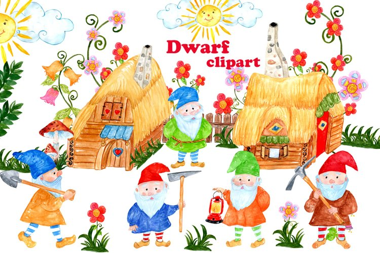 Gnome clipart example image 1