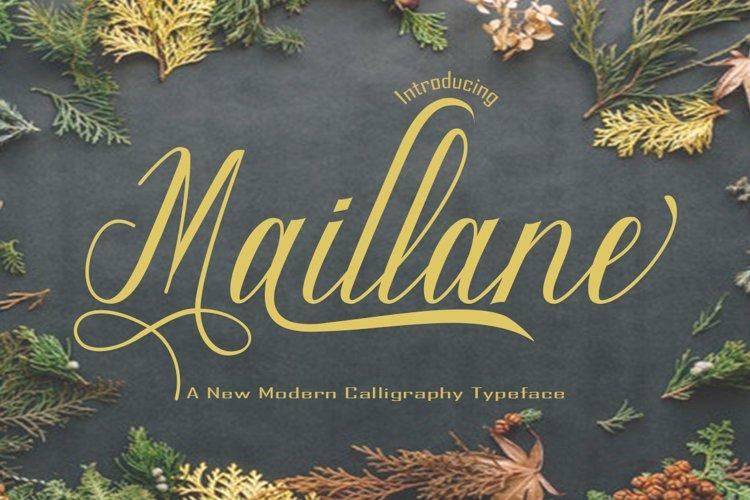 Maillane example image 1
