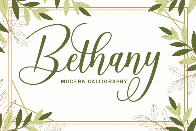 Bethany example image 1