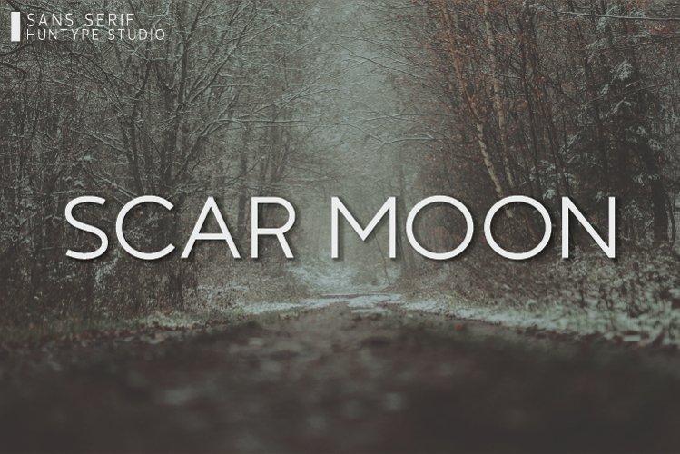 Scar Moon example image 1
