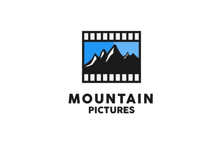 Mountain films Logo example image 1