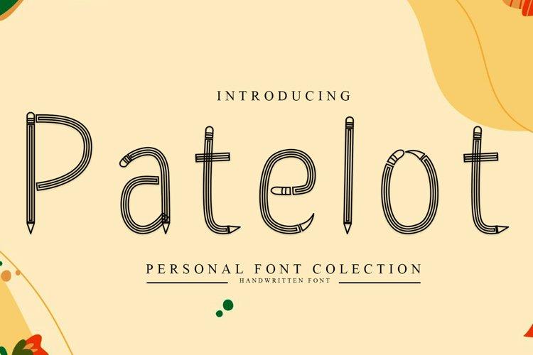 Patelot example image 1