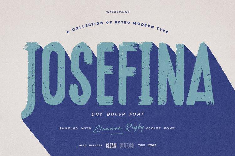 Josefina | Retro Modern Collection