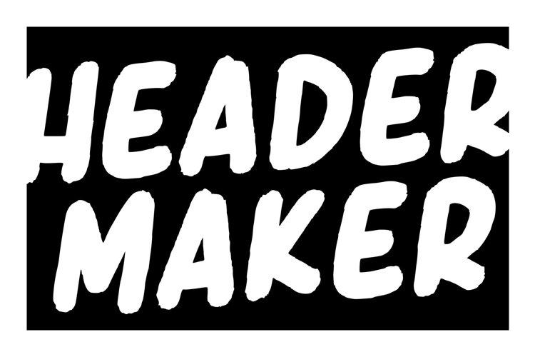 Header Maker example image 1