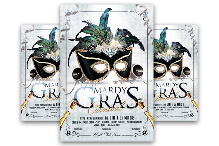 Mardy Gras Party #3