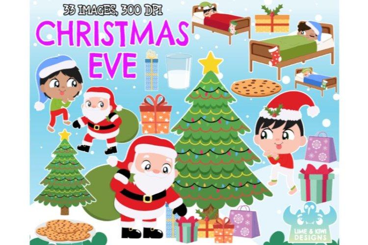 Christmas Eve - Lime and Kiwi Designs example image 1