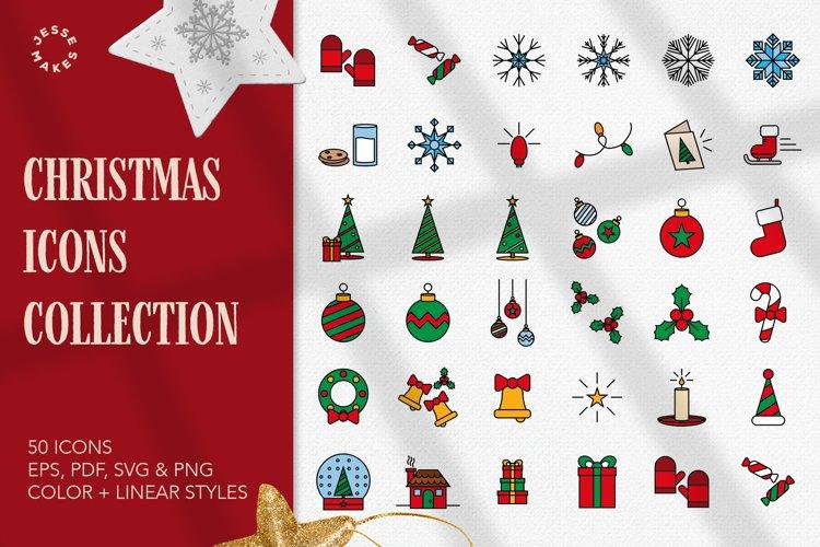 Christmas Icons Collection