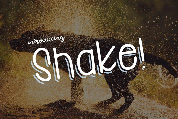 Shake example image 1