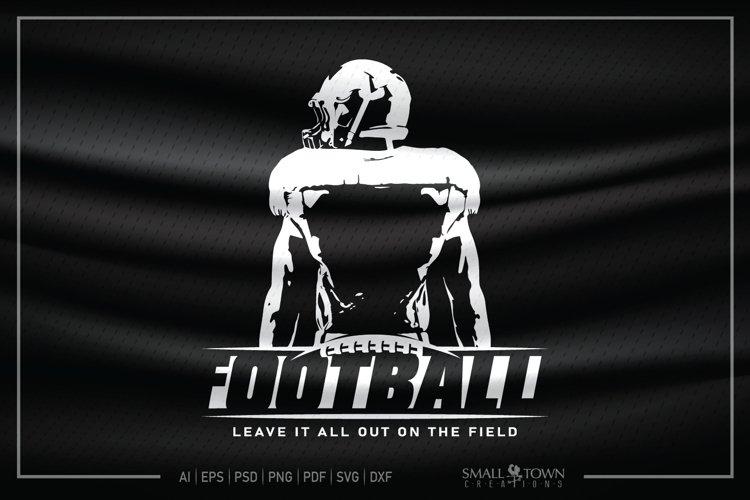 Football, Football Player, Football SVG, Football Player SVG