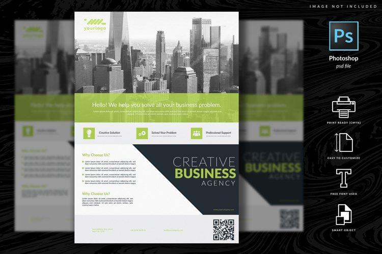 Multipurpose Corporate Flyer Template Vol. 3 example image 1