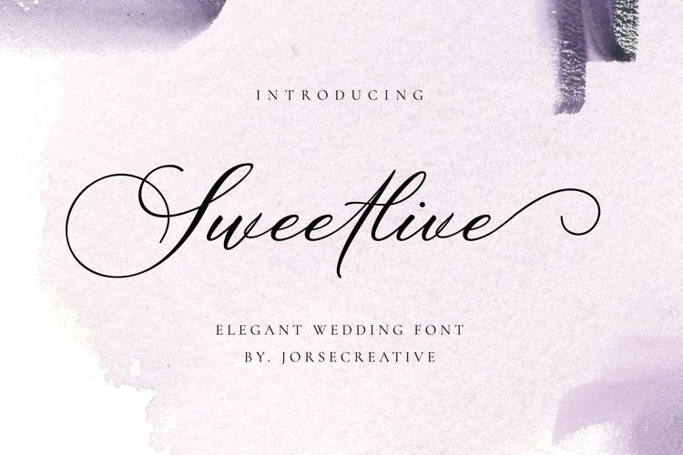 Sweetlive example image 1