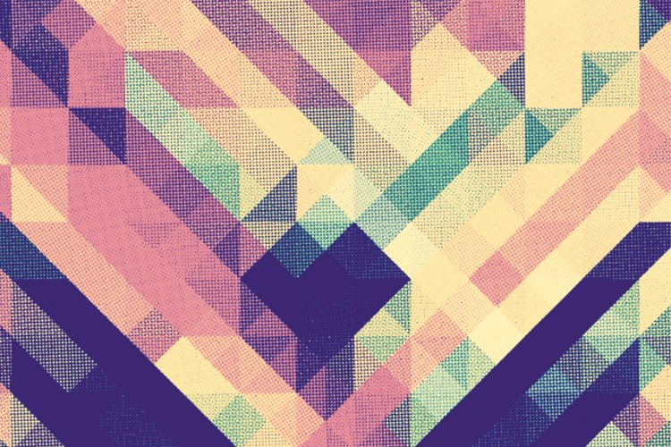 Geometric Background Graphic