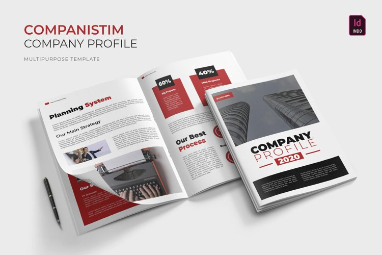 Companistim | Company Profile example image 1