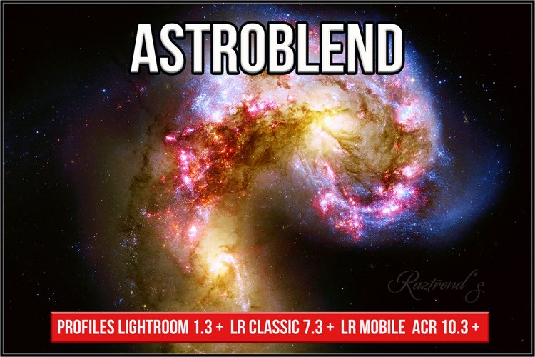 AstroBlend Profiles LR 7.3 ACR 10.3 example image 1