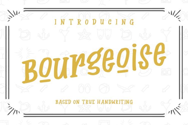 Bourgeoise example image 1