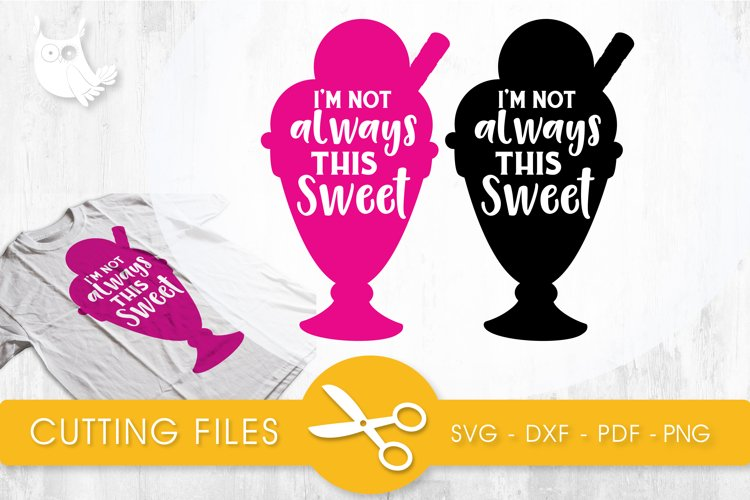 QUOTE-FILE-81 cutting files svg, dxf, pdf, eps included - cut files for cricut and silhouette - Cutting Files SG example image 1