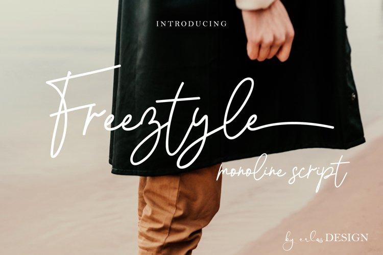 Freeztyle example image 1