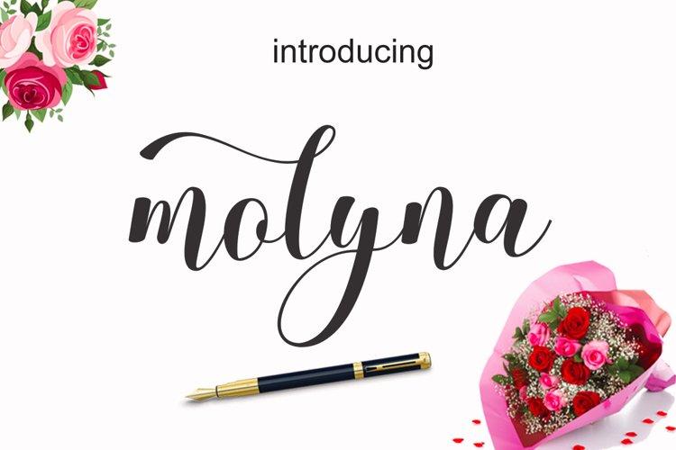 Molyna example