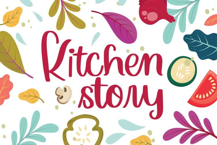 Kitchen story example image 1