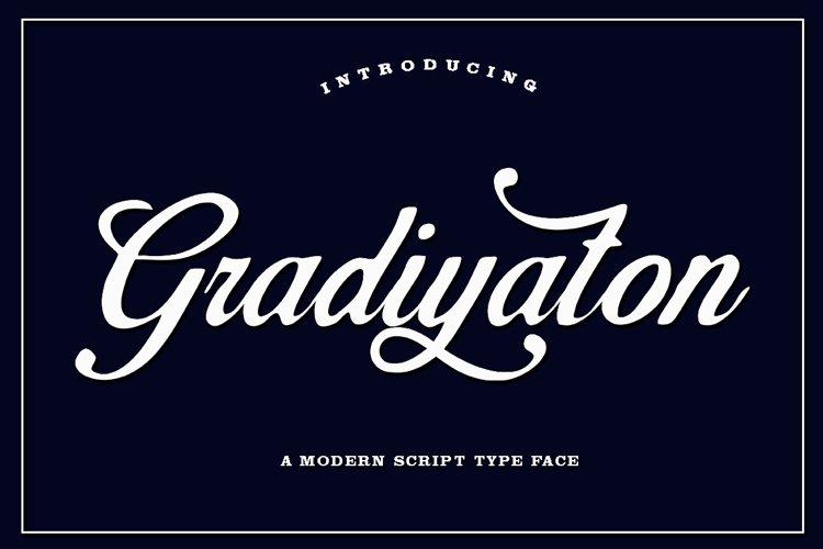 Gradiyaton example image 1
