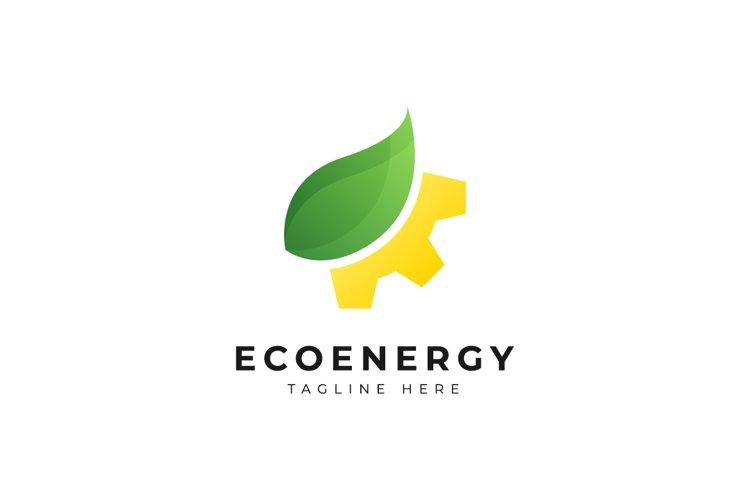 Eco Energy - Logo Template example image 1