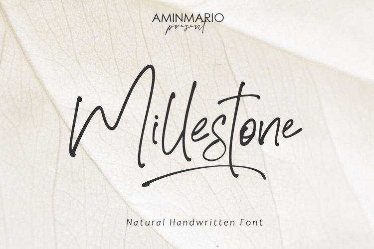 Millestone example image 1