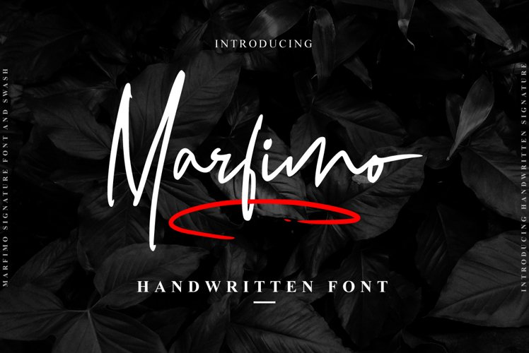 Marfimo Signature example image 1