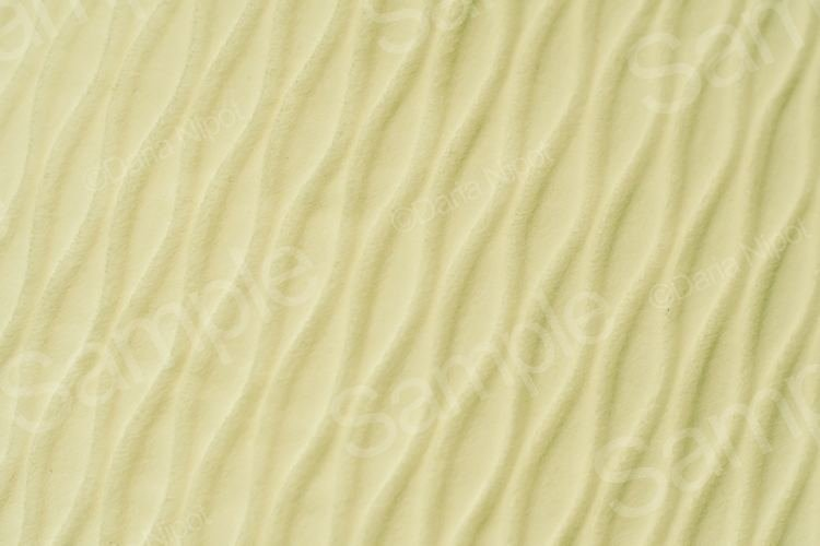 Soft blurred pale yellow rib fabric texture background example image 1