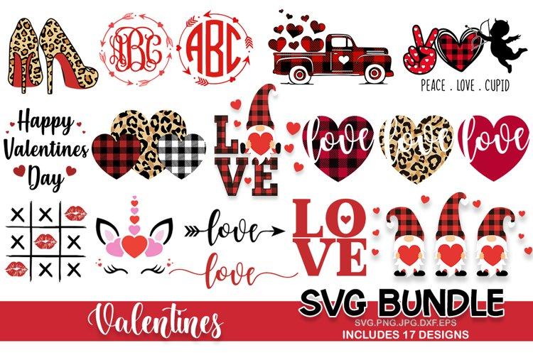 Valentines day SVG Bundle, gnomes SVG, Valentines svg