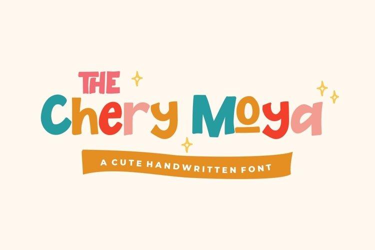 The Chery Moya example image 1